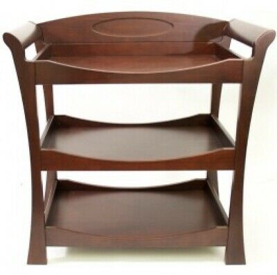 Brand New Love N Care Elite Regal Change Table Walnut RRP $379