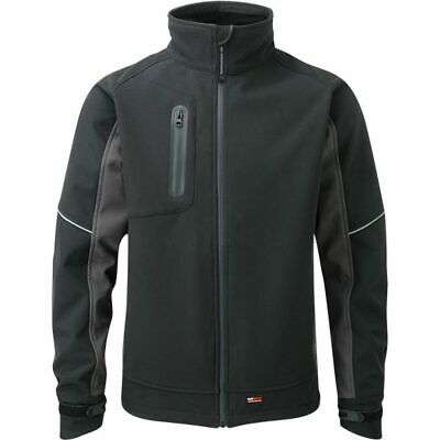 Castle TuffStuff 299 Cleveland navy or black water /& wind-resistant jacket S-3XL