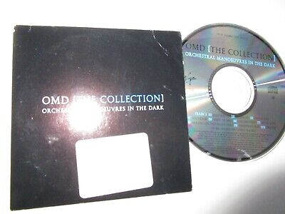 Orchestral Manoeuvres In The Dark ‎– OMD (The Collection)  Promo ‎CD Album