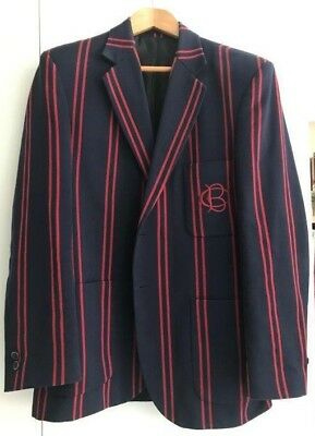 Barker College - Senior Boy's - Jacket/Blazer - Size 5  (100M)