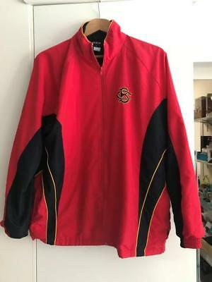KEA - Red - Barker College - Tracksuit Pants & Jacket - Size S