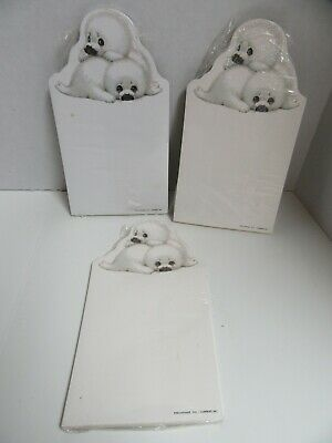 3 Note Pad Die Cut Memo Pad by Current Endangered Young'uns Ruth Morehead Seal