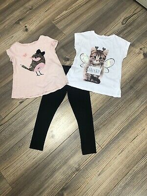 Girls Outfit Age 7 Next H And M