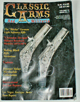 Classic Arms and Militaria ,Vol.10 Issue.3 May/June 2003
