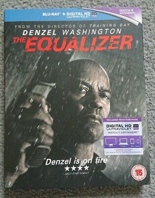 The Equalizer blu ray