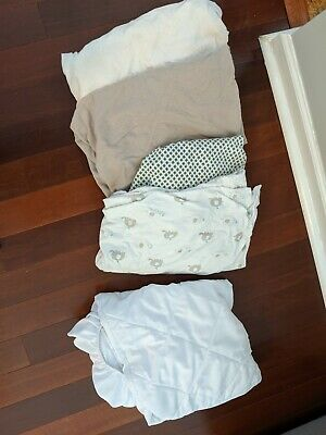 Fitted crib sheets lot