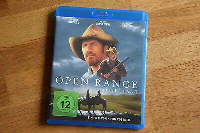 Open Range - Weites Land - BluRay Disc / Kevin Costner - in Original-Cover
