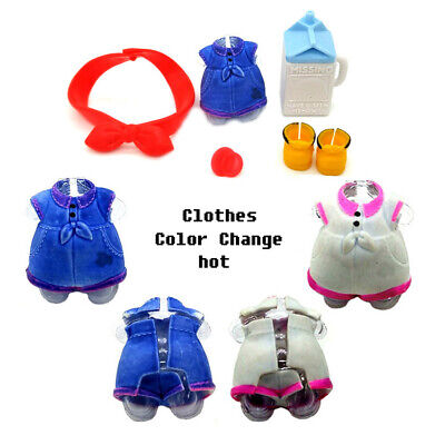 LOL Surprise CAN DO BABY Color Change Clothes Outfit Set Series 3 Doll Accessory