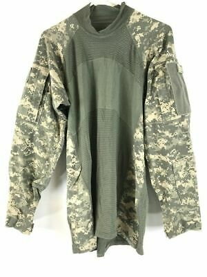 Massif Us Army / Military Army Issue Combat Shirt Acu Size Small