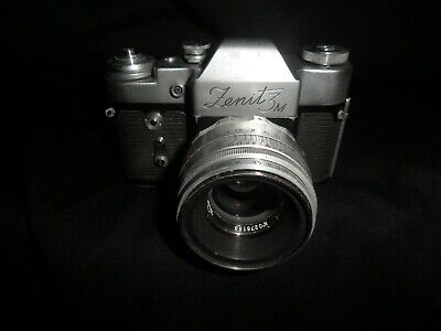 Zenit 3M Camera (Working).