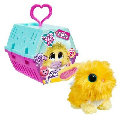 Scruff-a-Luvs Kids Collectable Rescue Pet Surprise Soft Toy Babies Assortment