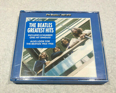 The Beatles - Blue Album 1967-1970 (Remastered 2CD 2010)