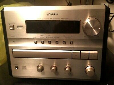 Yamaha CRX-E300 Mini Component CD Receiver - Used