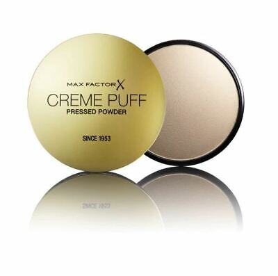 "Max Factor Creme Puff Pressed Powder 21G  ""Choose Shade"""
