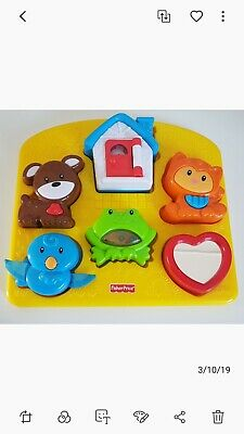Fisher Price Baby Puzzle