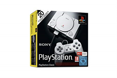 PS1-Sony Playstation Classic Console (Ps1) NEW