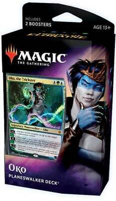 MTG Magic The Gathering Throne of Eldraine Planeswalker Deck Oko
