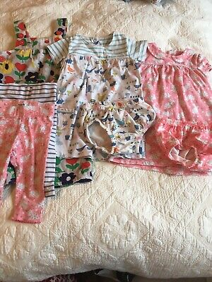 Boden Baby Girl 6-12 Month Bundle