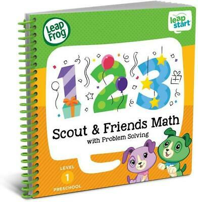 LeapFrog LeapStart Nursery Scout and Friends Maths Problem Solving...