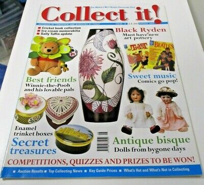 Collect  It !  Magazine - August 2003