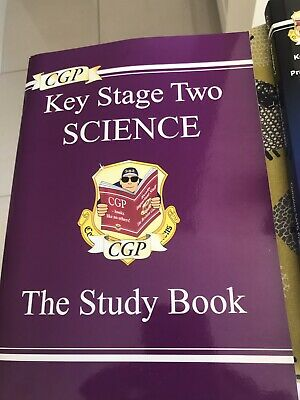 Key Stage Two - Cgp - Science - The Study Book