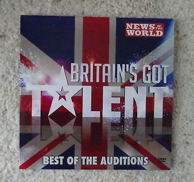 Britain's Got Talent - Best of the Auditions 2009 CD