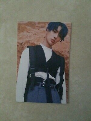 ATEEZ Mingi Official Photocard All to Zero Treasure Ep 1