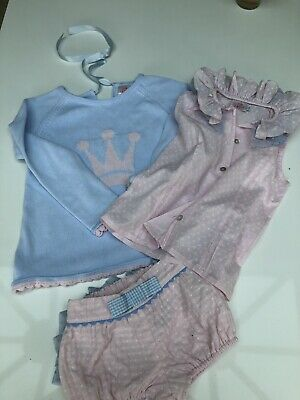 Spanish Girls Outfit Set Age 6