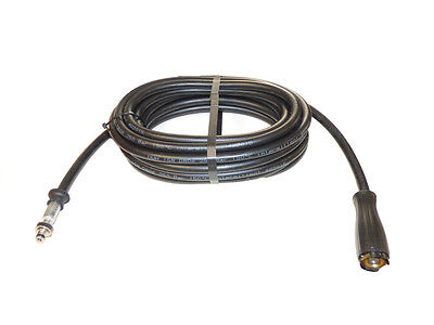 10m High Pressure Hose 250bar for Kärcher pro Device HD Hds M22 11mm Plug Nipple