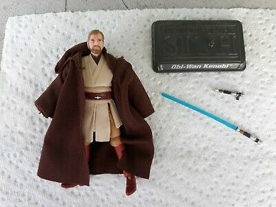 Star Wars Obi-Wan Kenobi Jedi Master Saga Collection