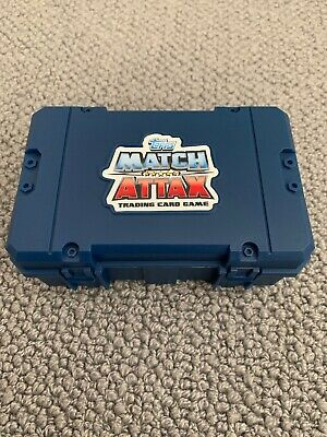 match attax 2017/18 Cards And Storage Trunk/Tin