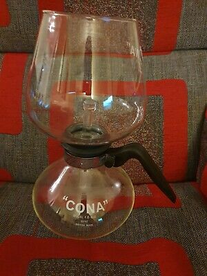 Vintage Cona Coffee Maker Model Fb 103