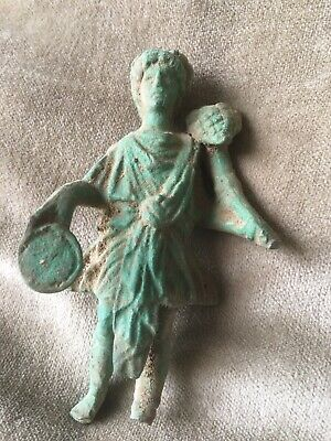 SUPERB ROMAN BRONZE STATUE OF DIONYSUS Detector Find