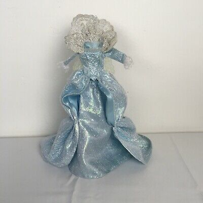 Rare Disney Fairy Godmother Live Action Cinderella Movie Dolls Dress Dress only