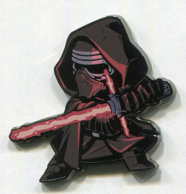 KYLO REN - Funko Exclusive 2017 Star Wars Celebration Orlando Disney Pin