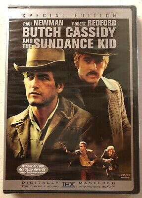 Butch Cassidy And The Sundance Kid - Special Edition - Dvd - Brand New Sealed