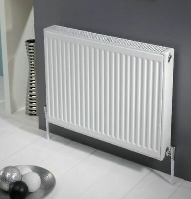 600 x 1200 Kartell Double Panel Convector Type 22 Compact Radiator White New P+