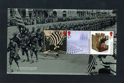 GB 2017 Booklet pane FIRST WORLD WAR 1917  SG 3986a  MNH / UMM FV£4.71
