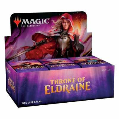 1x New Factory Sealed Throne of Eldraine Booster Pack MTG English Magic Cards
