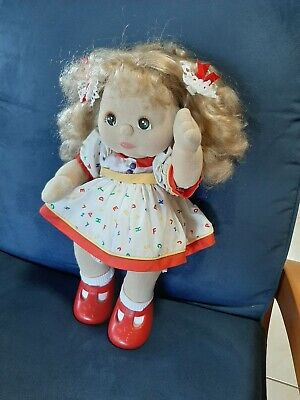 My Child Doll 1988 Ribbons and Bows in Original Clothes