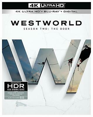 Westworld The Complete 2nd Second Season The Door (4K Ultra HD / Blu-Ray)