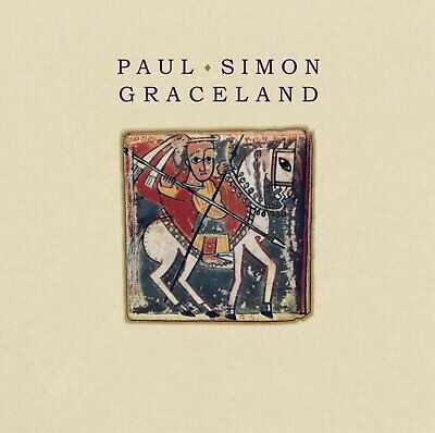 PAUL SIMON - GRACELAND 25th Anniversary D/Remaster CD w/BONUS Trax *NEW*