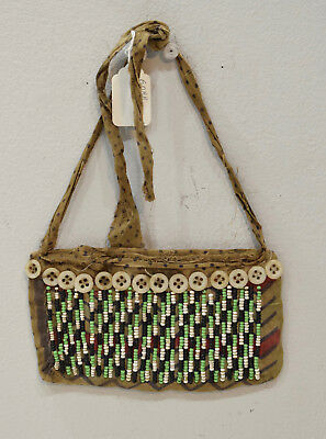 African Beaded Apron Kamba Tribe Kenya South Africa