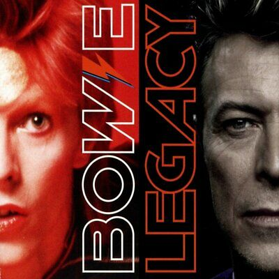 David Bowie (2 Cd) Legacy ~ Heroes~Fame~Changes +++ Greatest Hits~Best Of *New*