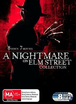A Nightmare On Elm Street Collection, DVD