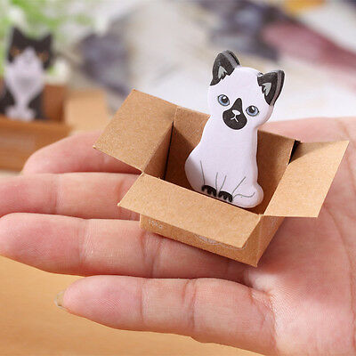 Sticky Note Exquisite Pad Paper Message Sticky Memo Motes Cute Carton Cat