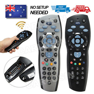 New  Aussie Replacement Remote Control For Foxtel Mystar HD PayTV IQ2 IQ3 OZ