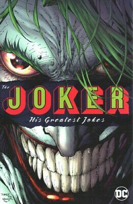 The Joker: His Greatest Jokes by Various 9781401294410 | Brand New