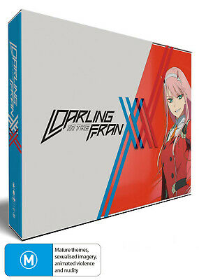 Darling In The Franxx Part 1 Dvd / Blu-Ray Combo (Limited Edition) Blu-Ray New