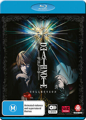 Death Note Collection (Blu-Ray) Blu-Ray New